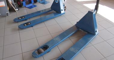 Transpallet 2.5/3.0 ton 15€ (verhuur)